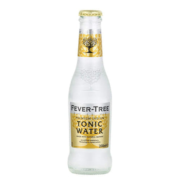 FEVER TREE TONIC 200ML- INDIAN TONIC WATER (Best Before: 31.05.2021)