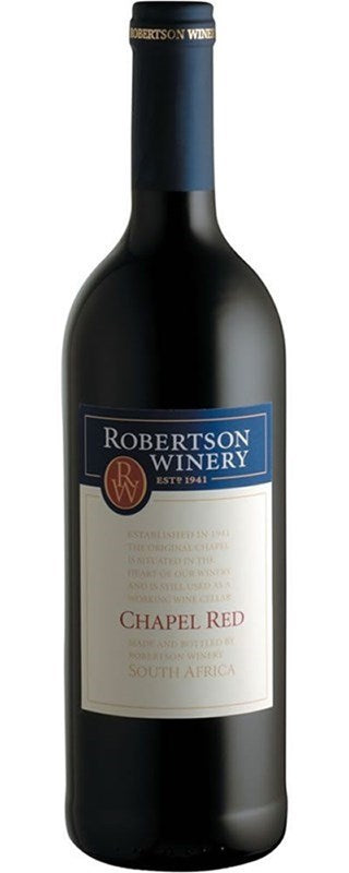ROBERTSON CHAPEL RED