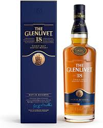 THE GLENLIVET 18YO WHISKY 70CL
