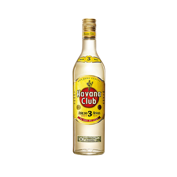 HAVANA CLUB RUM ANEJO 3YRS 70CL