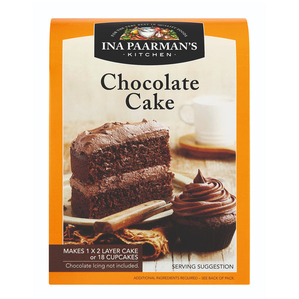INA PARMAAN'S BAKE MIXES CHOCOLATE CAKE 650G