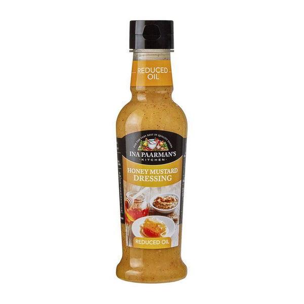 INA PARMAAN'S DRESSING HONEY MUST REDUCED OIL 300 ML