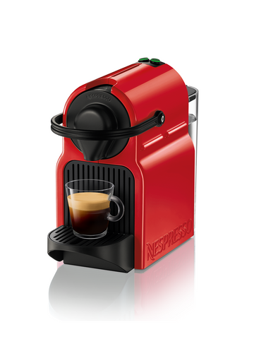 NESPRESSO INISSIA RED C40 (to redeem this product via Scott Smile Rewards you need 45,000 points)