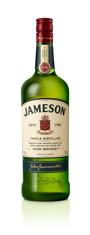 JAMESON IRISH WHISKEY 100CL