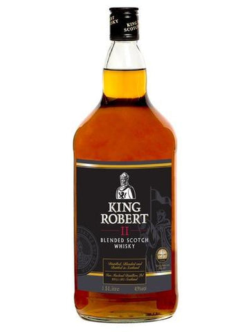 KING ROBERT WHISKY II 150CL