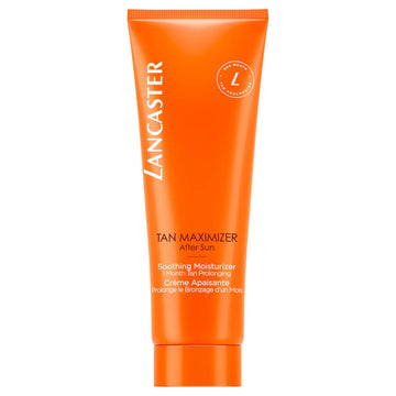 LANCASTER AFTER SUN TAN MAXIMISER SOOTHING MOISTURIZER 125ML