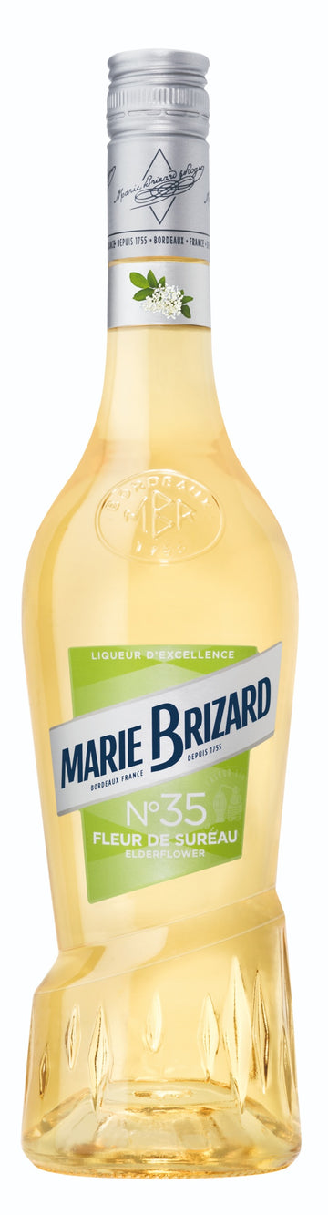 MARIE BRIZARD LIQUEUR ELDERFLOWER 70CL