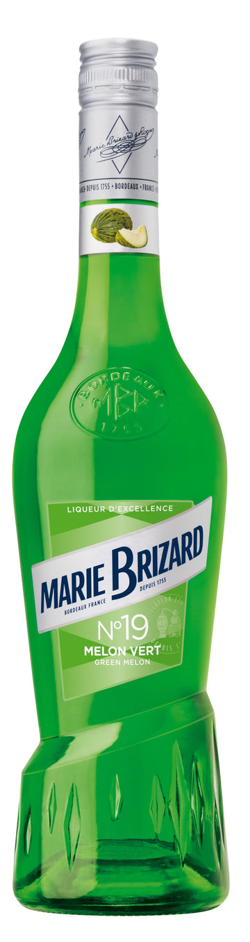 MARIE BRIZARD LIQUEUR GREEN MELON 70CL