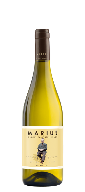 MARIUS BY CHAPOUTIER VERMENTINO