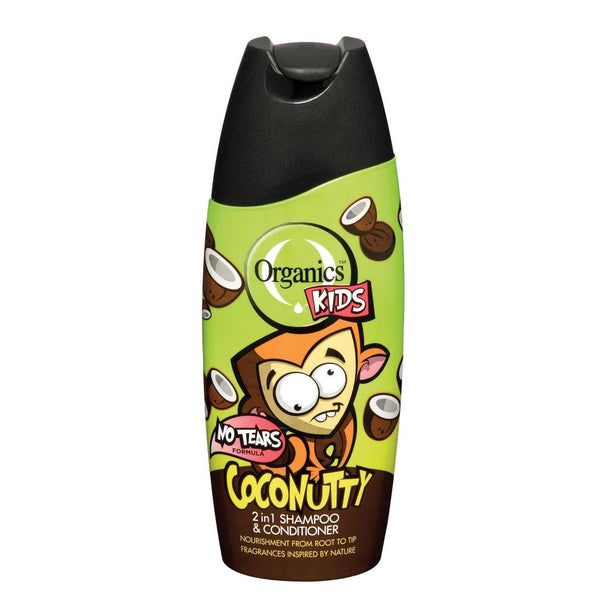 Organics - Kids Shampoo & Conditioner 2-in-1  400 ml