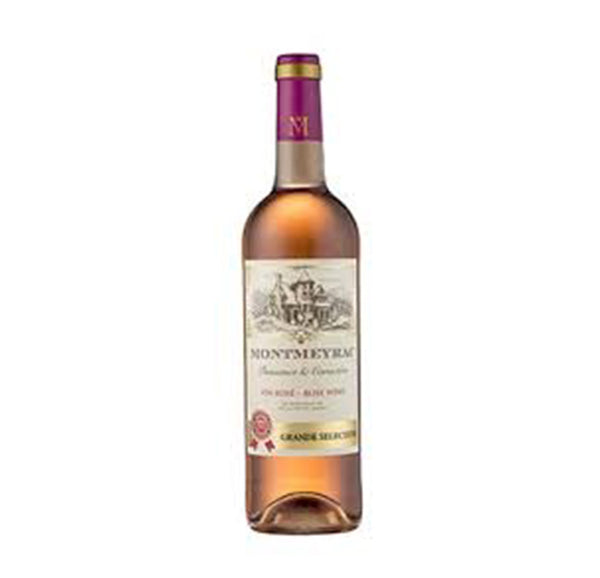 MONTMEYRAC ROSE 75CL