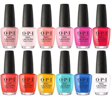 OPI Nail Lacquer - Many colours available