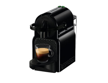 NESPRESSO D40 INISSIA BLACK (to redeem this product via Scott Smile Rewards you need 45,000 points)