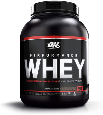 ON PERFORMANCE WHEY CHOCOLATE 50 SERVINGS