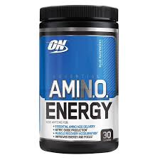 ON AMINO ENERGY 30 SERVINGS - 9 flavours