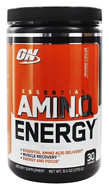 ON AMINO ENERGY 30 SERVINGS - ORANGE COOLER