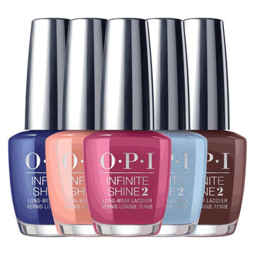 OPI Infinite Shine Lacquers Collection - Available in multiple colours