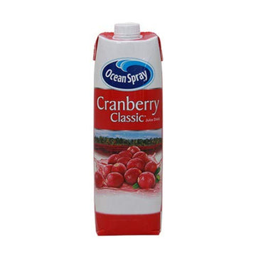 OCEAN SPRAY CRANBERRY CLASS 1L
