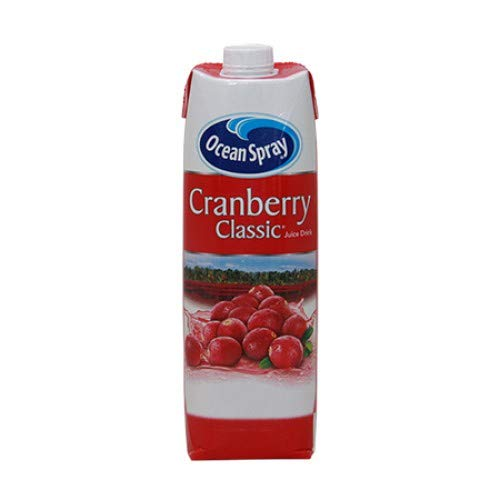 OCEAN SPRAY CRANBERRY CLASSIC 1L (Best Before: 10.01.2021)