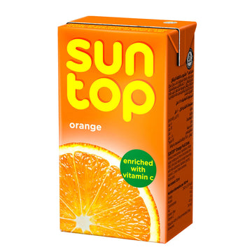 SUNTOP JUICE 125ML - ORANGE (PROMO)