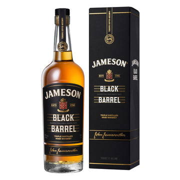 JAMESON BLACK BARREL 75CL