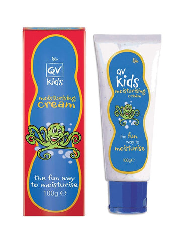 QV KIDS MOISTURISING CREAM 100GM