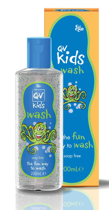 QV KIDS BODY WASH 200 G