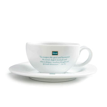 DILMAH QUEENSBERRY CUP & SAUCER
