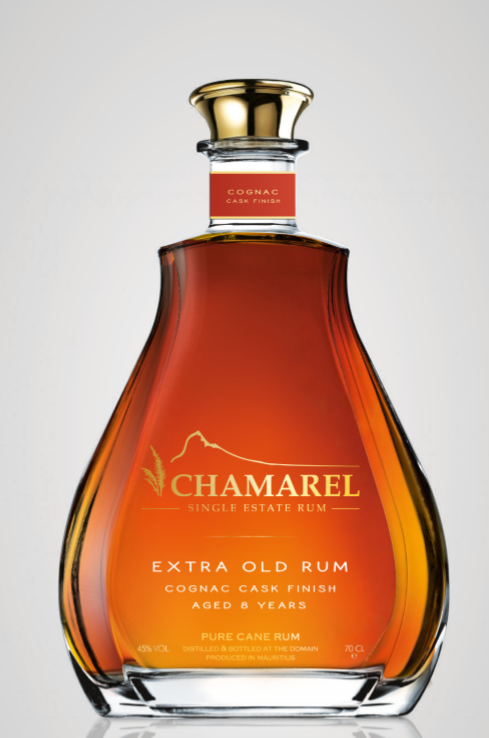 RHUM CHAMAREL XO - COGNAC CASK FINISH 70CL