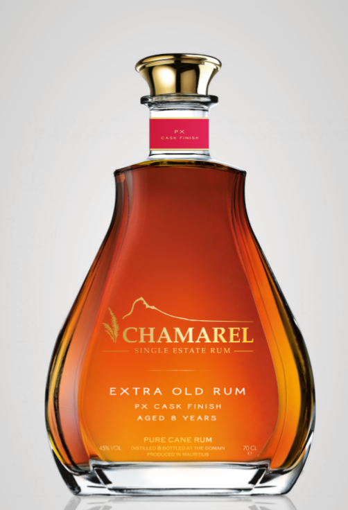 RHUM CHAMAREL XO - PX CASK FINISH 70CL (to redeem this product via Scott Smile Rewards you need 45,000 points)