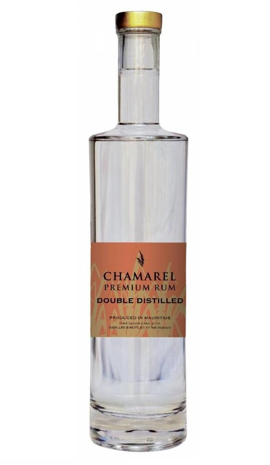 RHUM CHAMAREL DOUBLE DISTILLATION 50CL