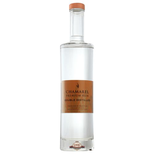RHUM CHAMAREL DOUBLE DISTILLATION 70CL