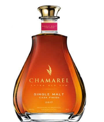 RHUM CHAMAREL XO - SINGLE MALT FINISH 70CL