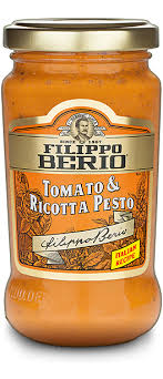 FILLIPO BERIO RICOTTA PESTO SAUCE 190G