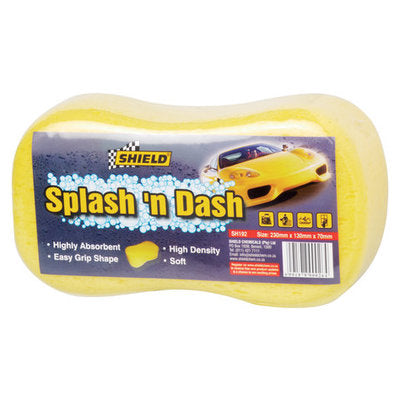 SHIELD SPLASH N DASH SPONGE