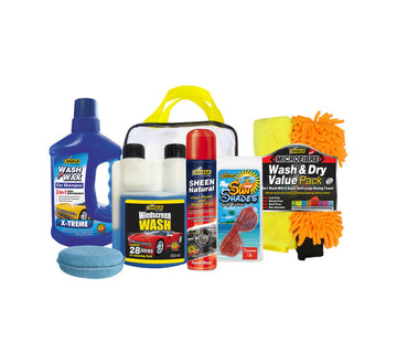 SHIELD WASH AND SHINE KIT