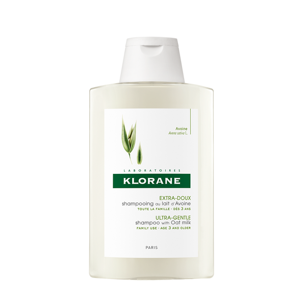 KLORANE SHAMPOOING USAGE FREQUENT LAIT D'AVOINE - 2 Formats