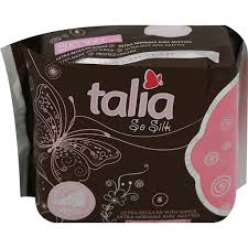 TALIA SO SILK REGULAR 08 Per pack