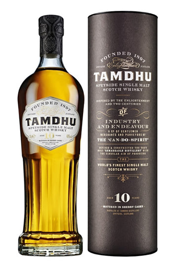 TAMDHU 10YO SINGLE MALT WHISKY 70CL