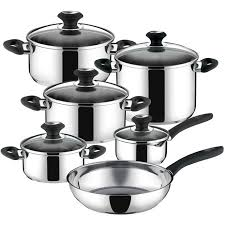 TESCOMA STAINLESS STEEL SET OF 11