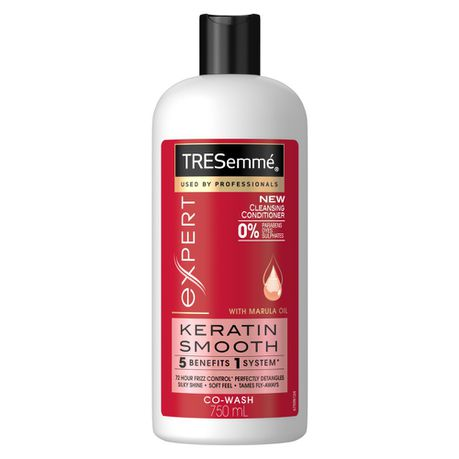TRESEMME KERATIN SMOOTH CO WASH - 2 IN 1 (750 ML)