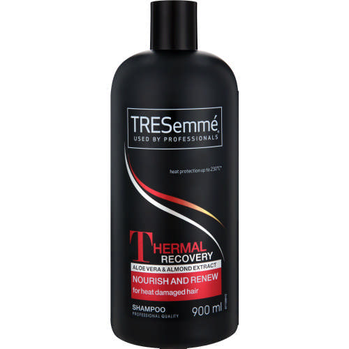 TRESEMME SHAMPOO THERMAL RECOVERY 900ML