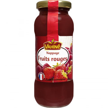 VAHINE NAPPAGE FRUITS ROUGES 165G