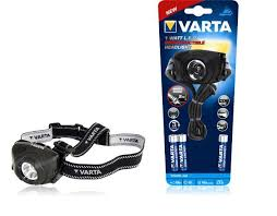 VARTA INDUSTRIAL HEADLIGHT - 3 X AAA