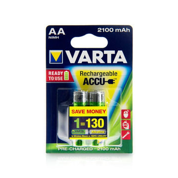 Varta Rechargeable 56706 Ready to Use (2100mAh) AAX2