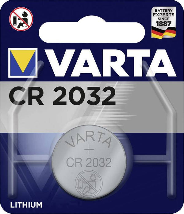 Varta Button Cells - CR2032 X1