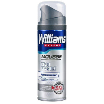 WILLIAMS MOUSSE A RASER 200ML