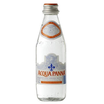 ACQUA PANNA 250ML GLASS (6 in a pack)