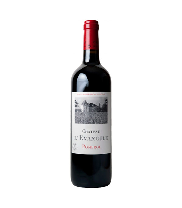 CHATEAU L'EVANGILE POMEROL 2011 (to redeem this product via Scott Smile Rewards you need 100,000 points)
