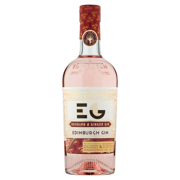 EDINBURGH GIN RHUBARB & GINGER 70CL (to redeem this product via Scott Smile Rewards you need 15,000 points)